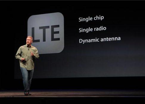 В Нью Джерси iPhone 5 выдал 50 Mbps через сеть LTE