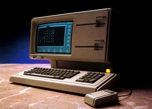 Начались продажи Apple Lisa
