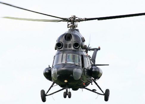Состоялся первый полет вертолета Ми-2