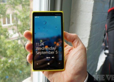 Nokia официально представила свой новый флагман — Lumia 920