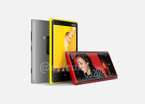 Nokia Lumia 920 — беспроводная зарядка, 32Ggb и 8-ми мегапиксельная камера