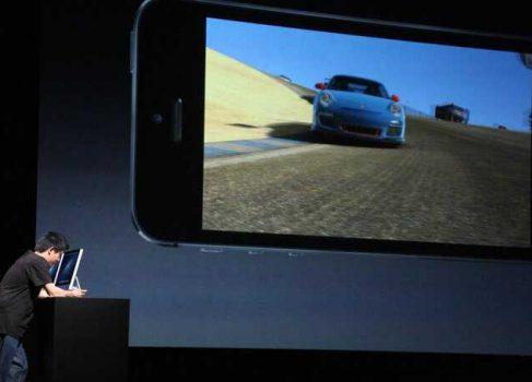 Real Racing 3 раскрывает графические возможности iPhone 5