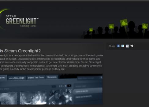 Стали известны первые 10 тайтлов, утвержденных Steam Greenlight