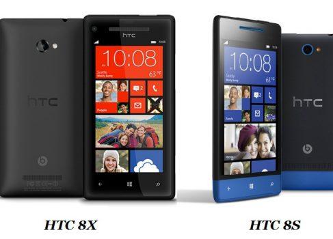 HTC озвучила цены на свои Windows Phone 8 смартфоны в России