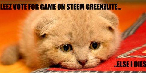 Пользователи Steam не оценили «кошачий шантаж»