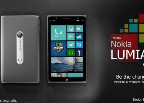 Сказочный «концептфон» Nokia Lumia 950 Atlantis