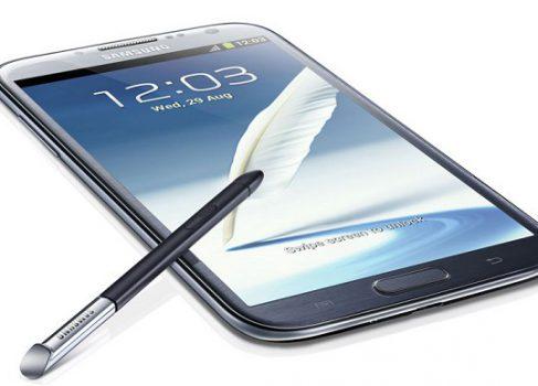 Samsung Galaxy Note II появится в России 18 октября