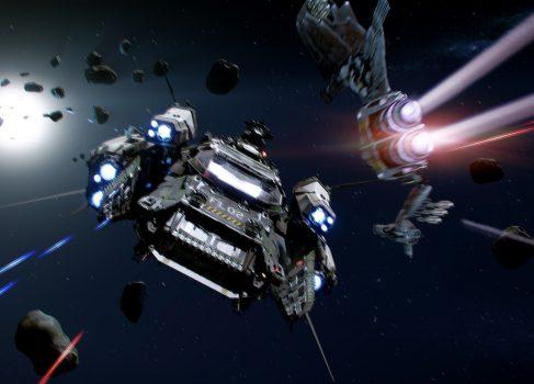 Star Citizen – новый MMO-космосим от создателя Wing Commander