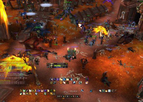 Сбой в World of Warcraft привел к массовой гибели персонажей
