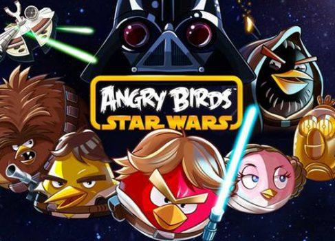 Предстартовый трейлер Angry Birds: Star Wars