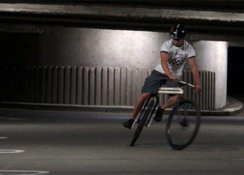 Bicymple: как сделать велосипед еще проще