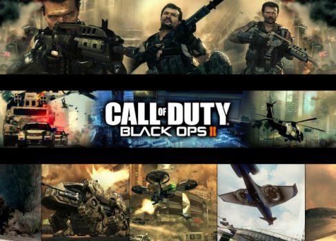 Новый трейлер Call of Duty: Black Ops 2 как реклама 3D-телевизоров LG