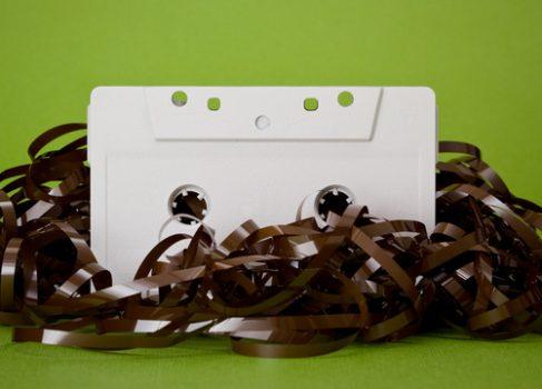 Будущее хранения информации – за кассетами