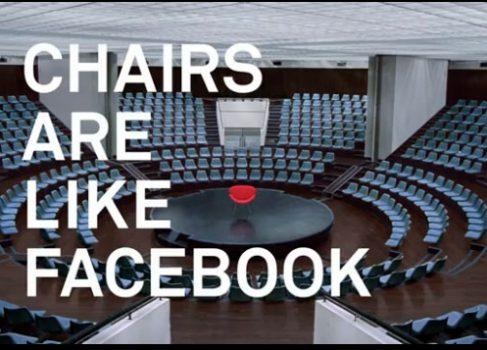 Бум пародий на рекламу facebook