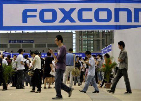 Волнения на заводах Foxconn снова остановили сборку iPhone 5