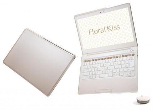 Fujitsu представляет ноутбук для женщин