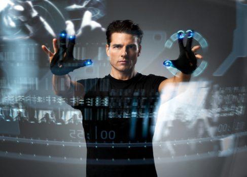 Новая технология позволяет управлять мобильными девайсами с помощью жестов