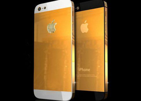 Драгоценный iPhone 5 за миллион «с хвостиком»