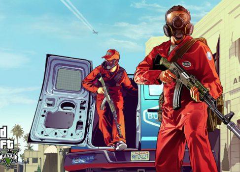 Rockstar подтверждает: GTA V выйдет весной 2013 года