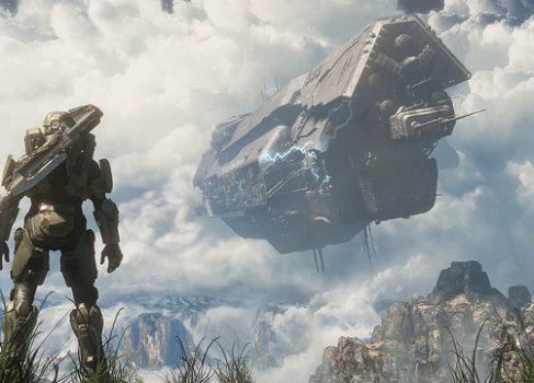 Halo 4: суровое прошлое Master Chief'а [видео]