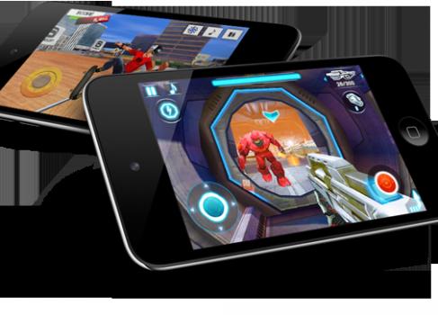 Apple выпустит игровой контроллер для iOS-девайсов