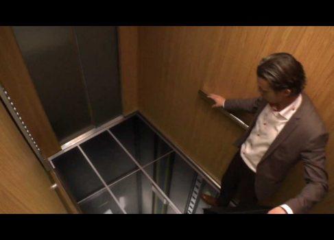 Вирусная реклама: LG устроила розыгрыш в лифте