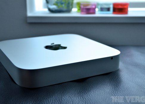 Новые Mac mini появятся также 23 октября