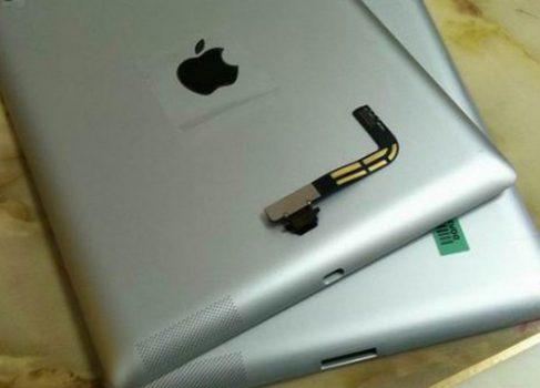 Обновление iPad 3 с новым разъёмом? [слух]