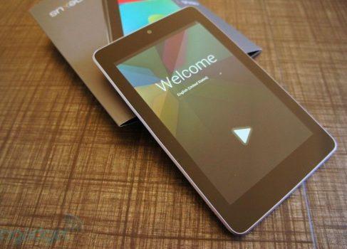 Nexus 7 в России с 12 октября