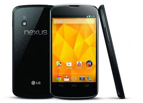 LG: нехватка Nexus4 связанна с неверной оценкой Google спроса на устройство
