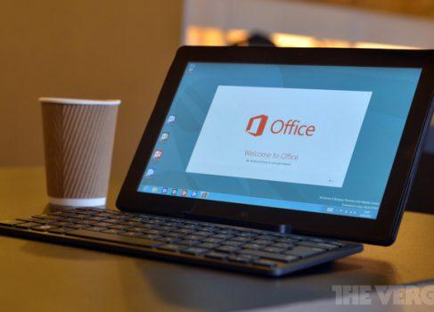 Microsoft Office 2013 выйдет в ноябре текущего года