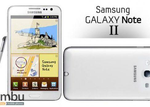 Samsung Galaxy Note 2 выйдет 24 октября
