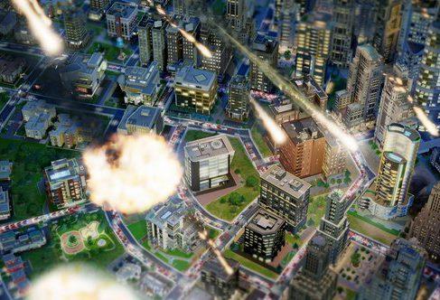 Видео: новый, разрушительный трейлер Sim City