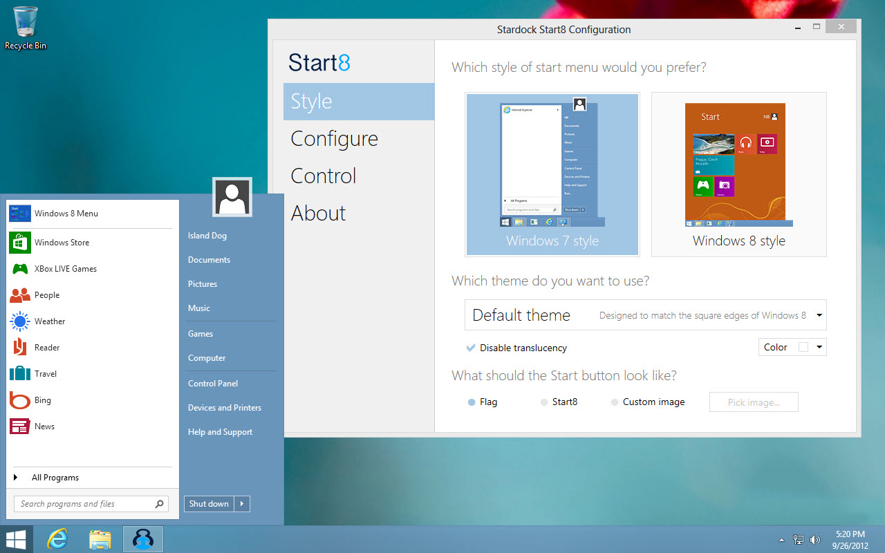 getting started developing windows 8 apps To get started building the initial screen of a windows 8 app you can start adding controls as mentioned earlier simply place them inside of the  element that's included.