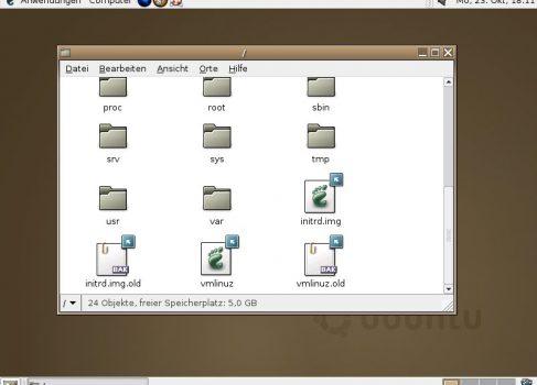 Семейство Linux пополнилось новым дистрибутивом – Ubuntu