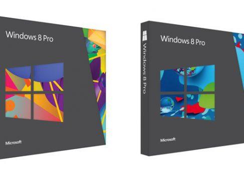 Официально вышла Windows 8