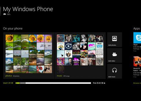 Microsoft выпустила приложение для синхронизации Windows Phone 8 девайсов с Windows 8 и RT