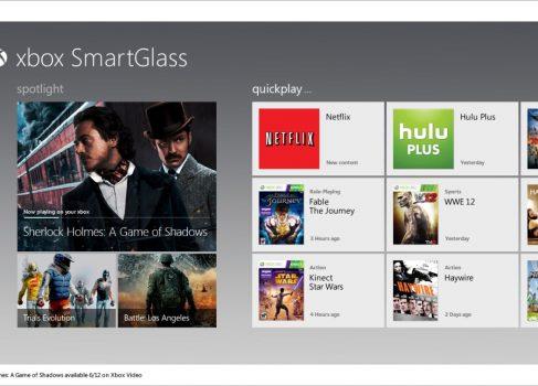 Обновленные Xbox Music и SmartGlass для Windows 8 – на этой неделе