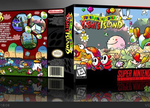 В продажу поступила Super Mario World 2: Yoshi's Island для Super Nintendo
