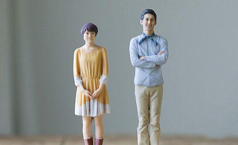 Японцы представят фотокиоск для 3D-печати