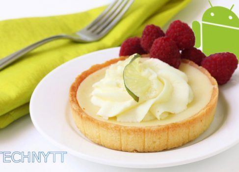 Android 5.0 Key Lime Pie — в мае 2013 года