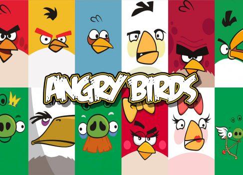 Angry Birds: история успеха