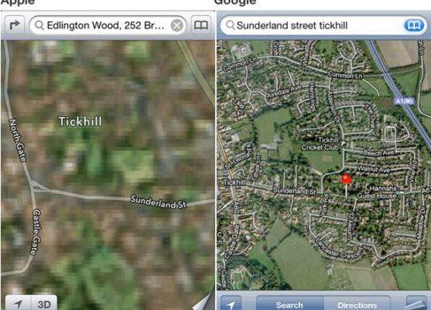 Google Maps для iOS 6 может появиться до конца года