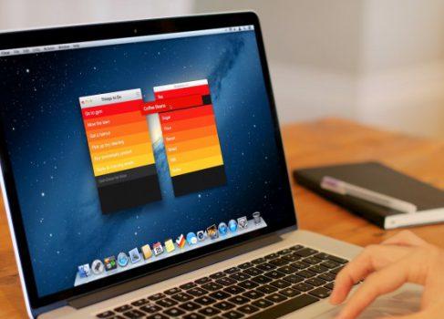 Realmac анонсирует органайзер Clear для OS X