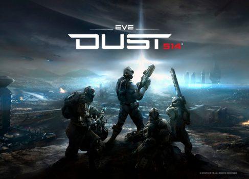 Dust 514 – зверский MMO-шутер/RTS во вселенной EVE Online