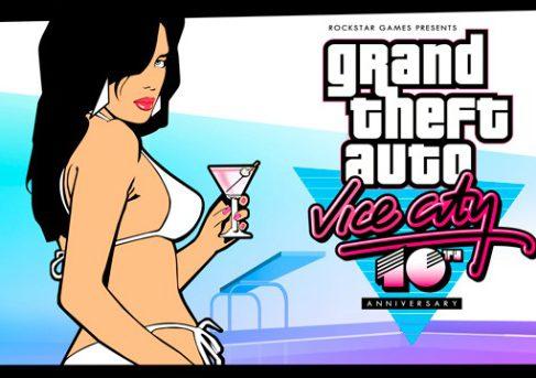 Rockstar выпустит юбилейное издание GTA: Vice City для iOS и Android