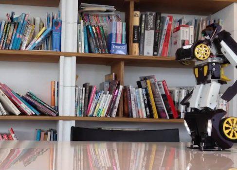 Brave Robotics соорудили действующего трансформера [видео]