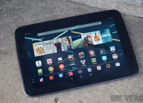 Обзор Samsung Nexus 10