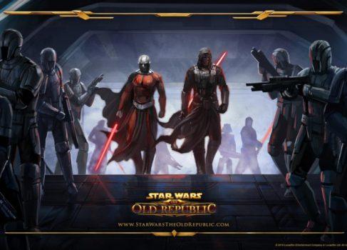 Star Wars: The Old Republic станет бесплатной
