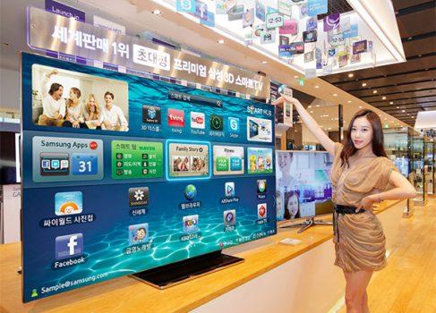 Samsung ES9000 smart TV 75″: что корейцы понимают под словом «телевизор»